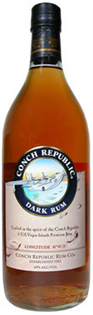 Conch Republic Rum Dark 1.00l